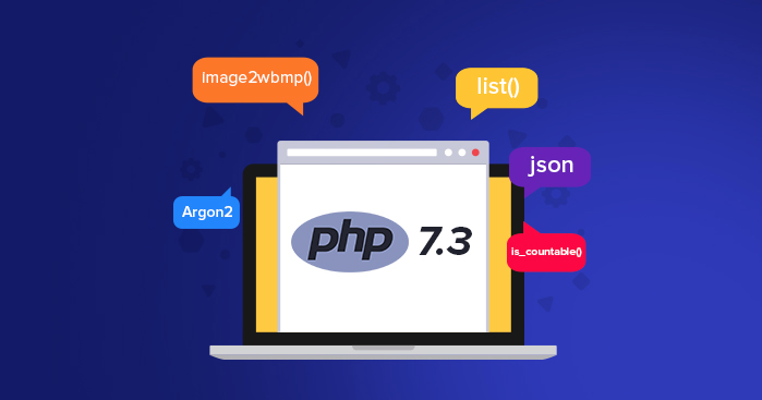 PHP 7.3 enabled hosting for WordPress / Laravel
